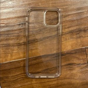 Clear iphone 11 pro case!